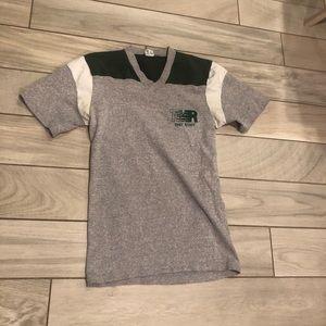 Champion boys v-neck short sleeve shirt medium